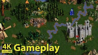 Heroes of Might and Magic 3 HD Edition - 4K GAMEPLAY