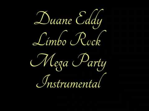 Limbo Rock ♥ Mega Party Instrumental - Duane Eddy