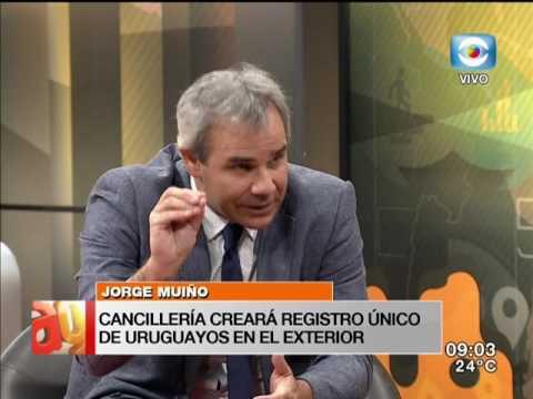 Entrevista - Extranjeros de la región eligen Uruguay para vivir