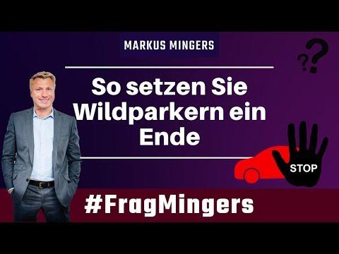 So setzen Sie Wildparkern ein Ende!   #FragMingers