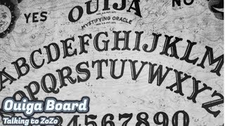 TALKING TO ZOZO ON OUIJA BOARD IN SUICIDE FOREST POSSESSION