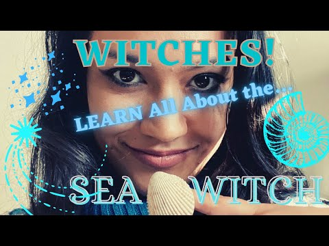 🐚 🌊 What is a SEA WITCH?! HISTORY & KNOWLEDGE behind the Craft 🧜♀️ 🐠