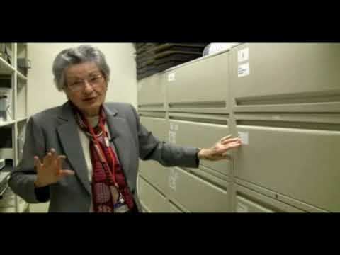 Ruth Freiman's Tour Of The BIDMC Archives