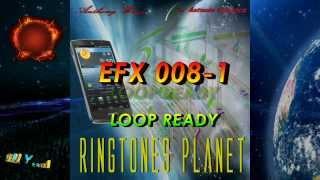 Ringer EFX 008-1 THE CITY - FREE Ringtones Cell Phone