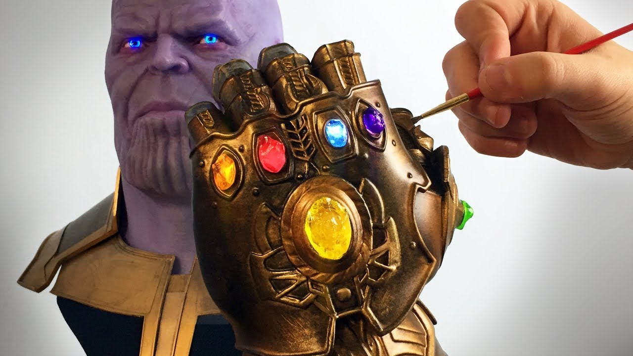 how to get thanos gauntlet in forntite