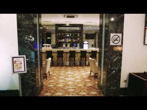 Qafqaz Baku City Hotel & Residence  - Lobby restoranı