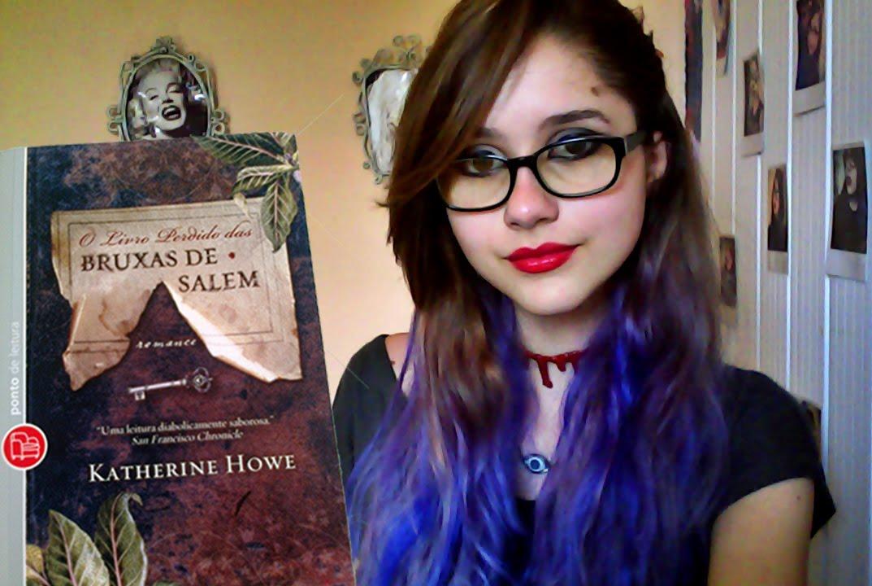 o livro as bruxas de salem