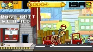 Scribblenauts - RAGE QUIT WITH TED Ep. 9
