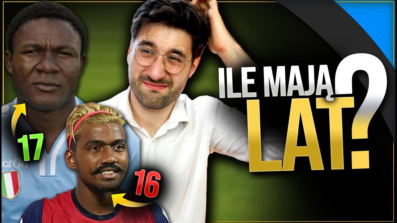 Ile lat naprawdę mają piłkarze z Afryki?