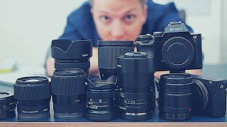 Black Friday Sony Caṁera + Lens Deals: Shop with Arthur R