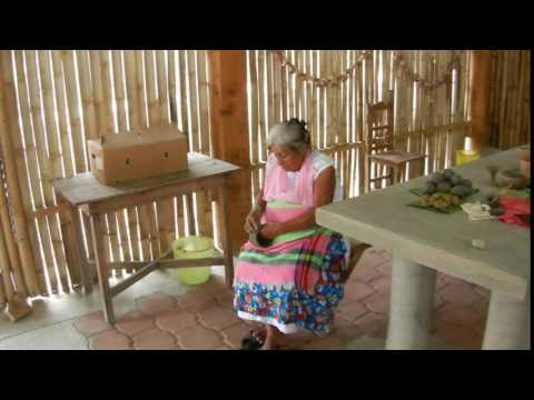 La ceramista totonaca - Totonaku  podniece