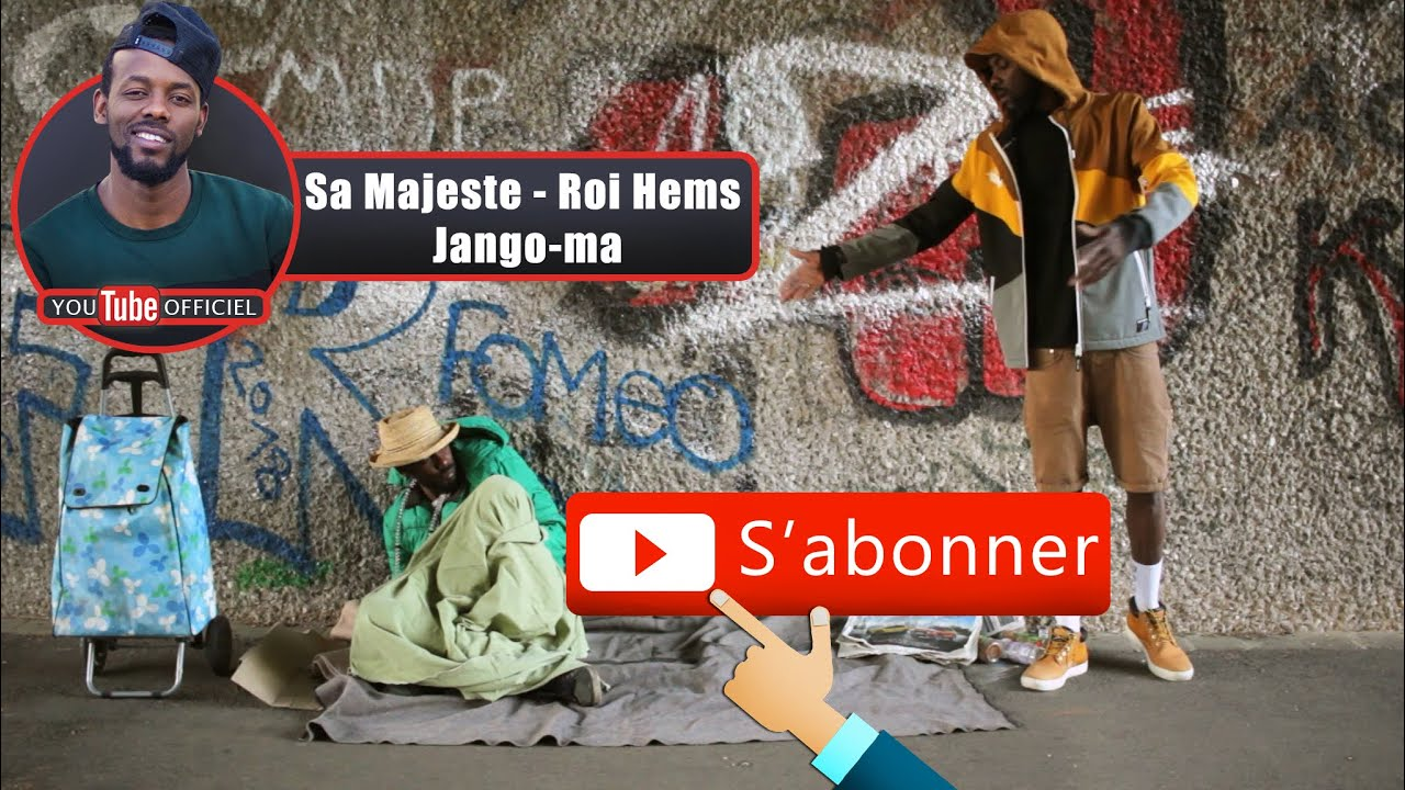 Download Sa Majeste Roi Hems - Jango-ma | Clip Officiel