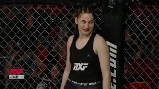 sert kadın kafes dövüşü kanlı nakavt