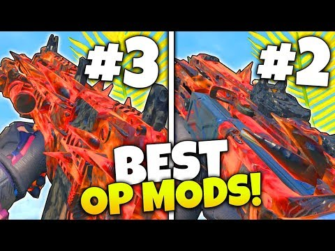 TOP 5 BEST OPERATOR MODS IN BO4.. (THEY'RE UNFAIR) - Black Ops 4 Best Class Setups