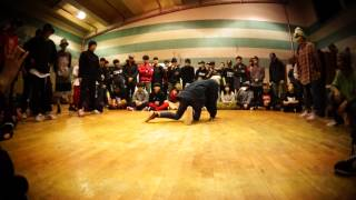 BREAK MISSION KOREA VOL.3 | Bgirl Exhibition Battle | MONO/PSOUL vs ERY/NAGISA
