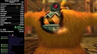 Conker: Live and Reloaded -Chapters% World Record (1:23:50)
