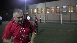 CZ1-Mecz o Puchar Impulsu Miasta Bolesławiec vs Przyjaciele Szabełkow -I połowa