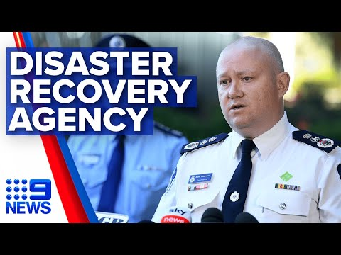 RFS Boss Retires To Lead New Disaster Recovery Agency | Nine News Australia