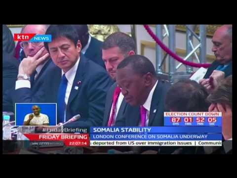 President Uhuru Kenyatta calls on international community to fund the fight against terrorism-Amison