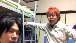 ドキっ!男だらけのカラオケ宵っ張りJAPAN!(2012/2/27収録) Part5
