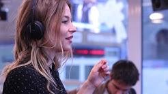 Anna Rossinelli «Bang Bang Bang» - live in der jrz15-Glasbox