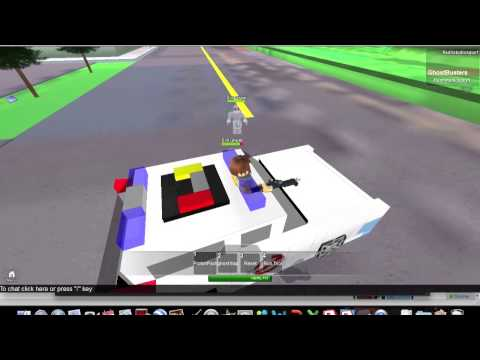 Roblox Ghostbusters (MV)