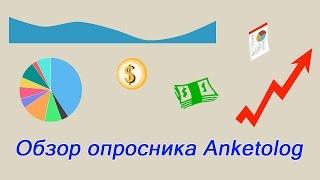 Проект опросов - Анкетолог (Anketolog)