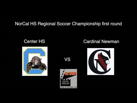 Center vs Cardinal Newman HS playoff round 1 march 6th 2018