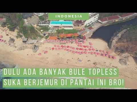 Pantai Dreamland Beach Bali, Makin Cakep Aja Sekarang! [ Wisata Bali ] [ Pantai Di Bali ]