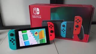 Nintendo Switch Samen Uitpakken / Unboxen (nieuw model)