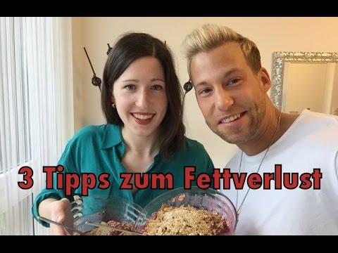 Die 3 Tipps zum Fettverlust mit der Schweizer Zeitung Tages-Anzeiger