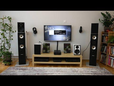 Cyrus ONElinear + Cyrus ONE - czyli mały, bardzo mocny zestaw stereo