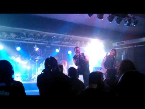 STEELHORSE Land of the wolfes  live @ Lisboa 02/12/2012