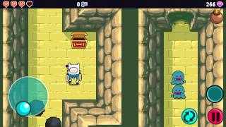 Adventure Time - Heros of Ooo - Trailer Video - Android