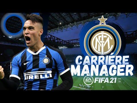 [FIFA 21 LIVE]- CARRIERE MANAGER INTER #10 - LA SELECTION ITALIENNE / SE REPRENDRE APRES ELIM EN LDC