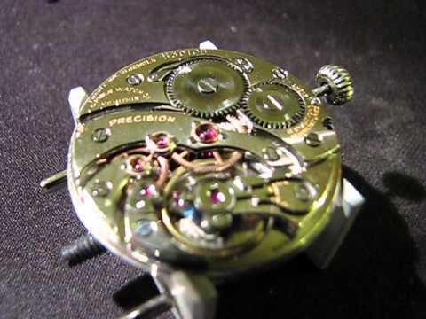 GRUEN cal.V1 1/2 21 jewels movement