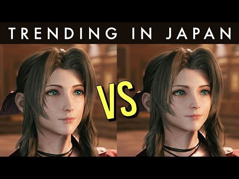 Aerith's New Design FIASCO EXPLAINED (Final Fantasy 7 Remake)