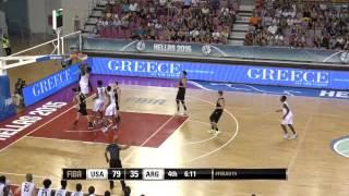 Josh Jackson - 2015 FIBA U19 World Championship