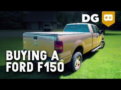 Things To Check Before Buying A Ford F150 5.4 Triton V8