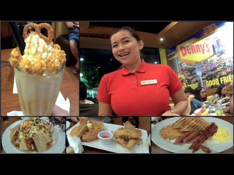 Denny's Restaurant Robinsons Mall Cebu City Philippines ✅