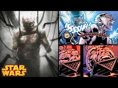 Why Darth Vader's First Suit After Mustafar Was TERRIBLE! (Legends)
