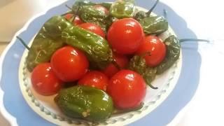 Салат с баклажанами Молдаваночка