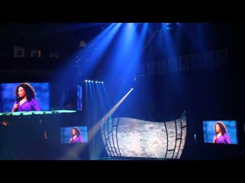 Oprah Newark Tour Meditation Video