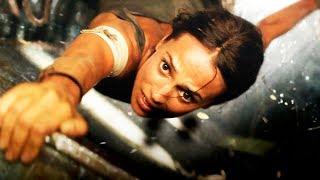 Tomb Raider: Лара Крофт — Русский трейлер #2 (4К, 2018)