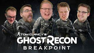 Die Jungs reacten auf meinen Skill in Ghost Recon: Breakpoint