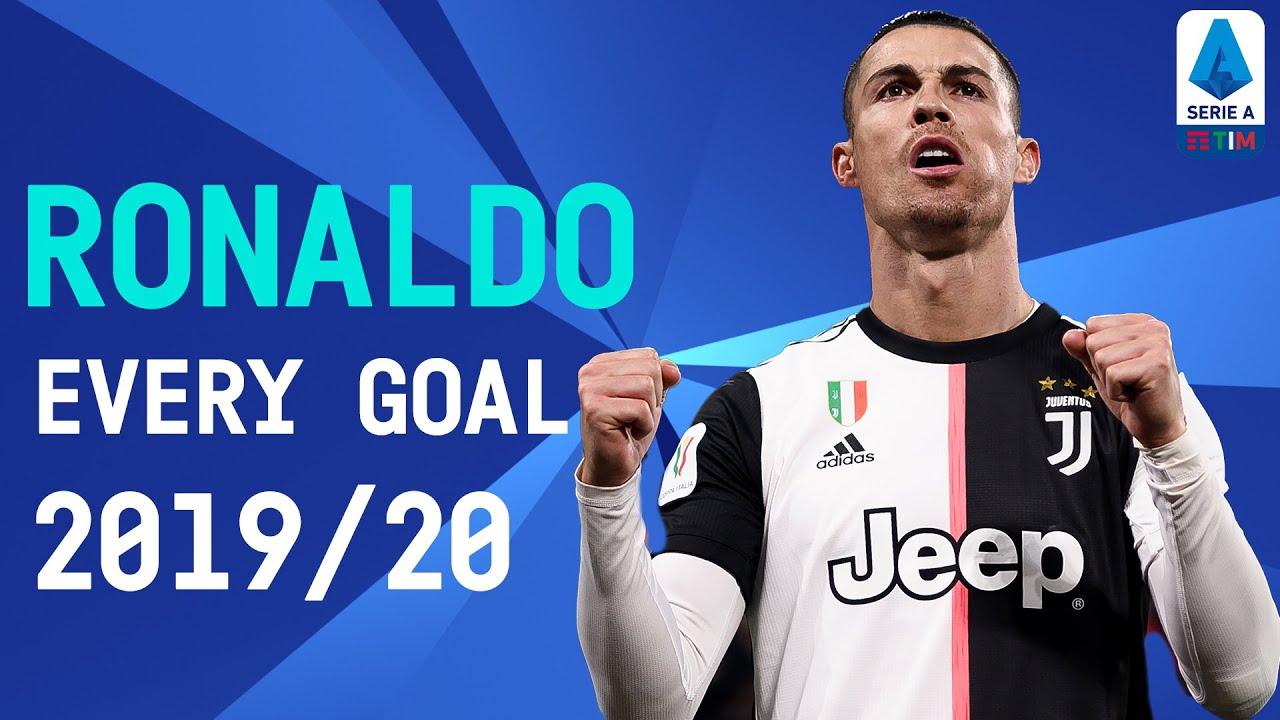 Download All 31 Cristiano Ronaldo Serie A Goals   Season 2019/20   Serie A TIM