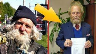 Русский бездомный 7-лет сдавал БУТЫЛКИ и стал МИЛЛИОНЕРОМ