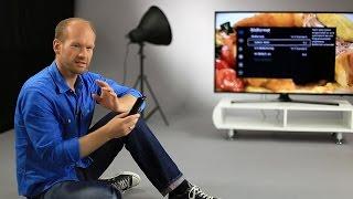 Samsung TV K-Serie - Systemeinstellungen