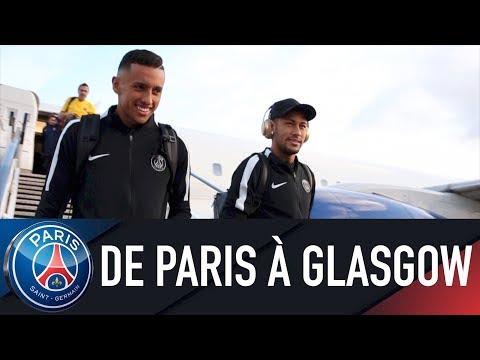 De Paris à Glasgow !
