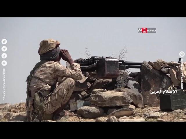 إيجاز صحفي لمتحدث القوات المسلحة عن تفاصيل عملية النصر المبين بمحافظة البيضاء